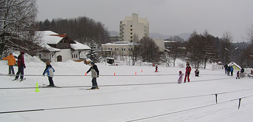 Skilift Bayerischer Wald