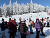 Skilift in Waldhäuser, Bayerischer Wald